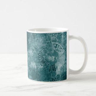 Green Tye Dye Boho Mug