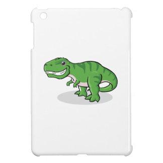 Green Tyrannosaurus Rex (T-Rex) Dinosaur Case For The iPad Mini