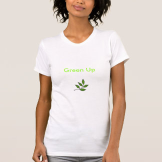 Green UP T Shirt