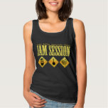 Green Valley Community Centre Jam Session Tank Top