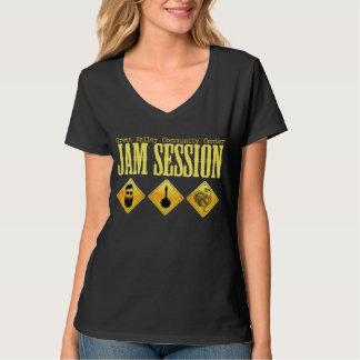 Green Valley Jam Session V-Neck T-Shirt