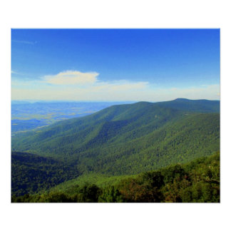 Green Valley of Virginia Poster