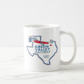Green Valley Raceway Basic White Mug