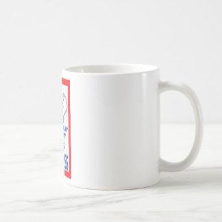 Green Valley Raceway Pit Pass Basic White Mug