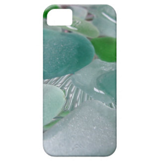 Green Vibrations Green Sea Glass iPhone 5 Cover