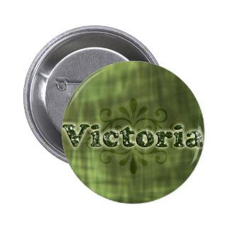 Green Victoria Pin