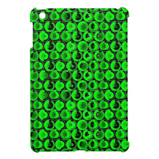 Green Video Game Arcade Buttons iPad Mini Cover