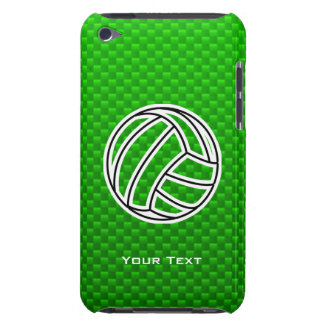 Green Volleyball iPod Case-Mate Case