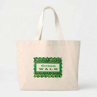 GREEN WALK greenwalk Canvas Bags