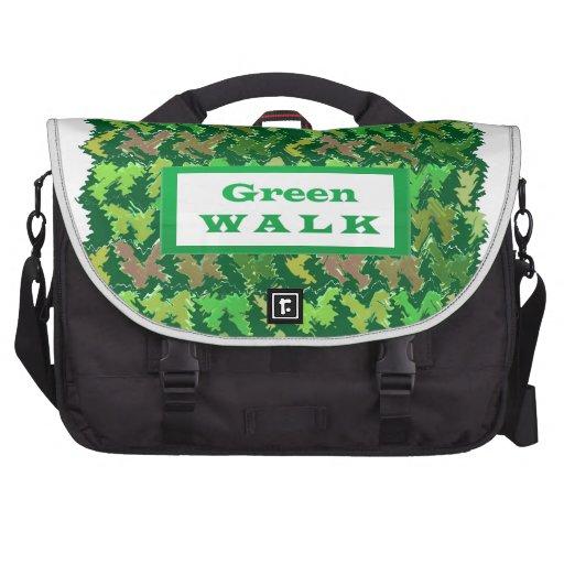 GREEN WALK greenwalk Laptop Computer Bag