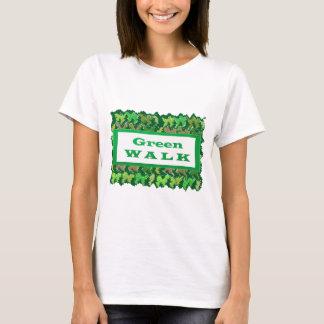 GREEN WALK greenwalk T-Shirt