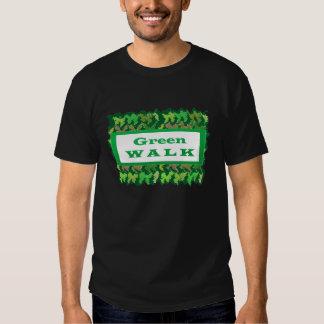 GREEN WALK greenwalk Tshirt