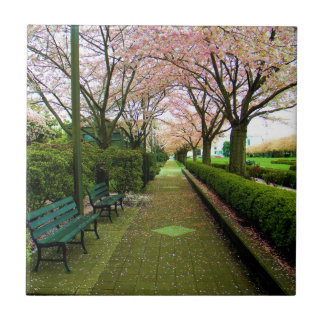 Green Walk Tiles