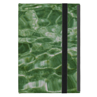 Green Water Case For iPad Mini