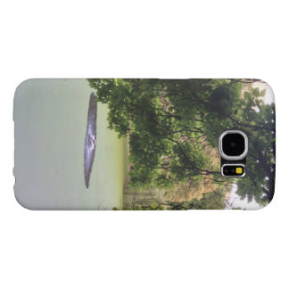 Green water park samsung galaxy s6 cases