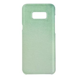 Green Watercolour Marble Uncommon Samsung Galaxy S8 Plus Case