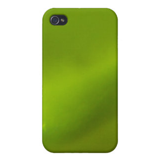 Green Wave Dream iPhone 4 Cases