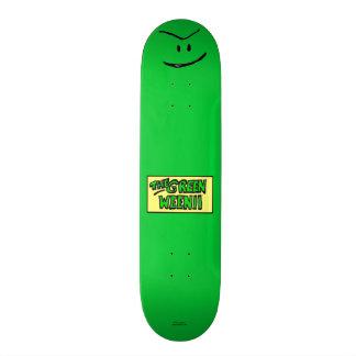 Green Weenii Skateboard w/ Trucks 'n Wheels