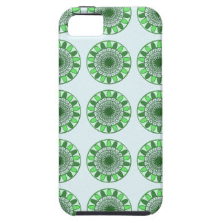Green Wheel of Movement to Conservation iPhone 5 Cover