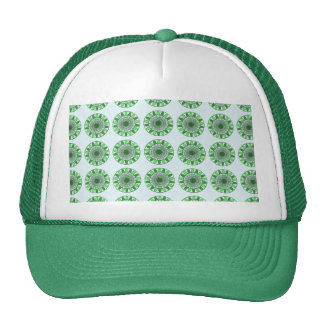 Green Wheel of Movement to Conservation Hats