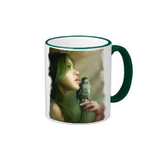 Green Whisper Mug