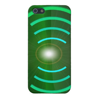 Green WiFi iPhone case iPhone 5 Covers