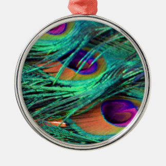 Green Willow Flumes Christmas Ornament