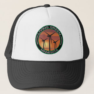 Green Wind Minnesota Trucker Hat