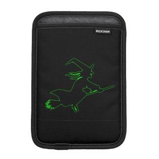 Green Witch iPad Mini Sleeve