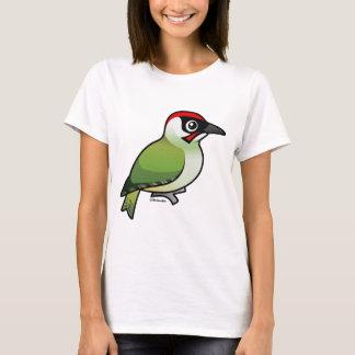 Green Woodpecker T-Shirt
