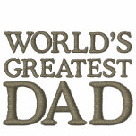 Green World's Greatest Dad