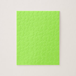 Green Yellow Jigsaw Puzzle