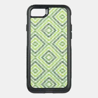 Green Zig Zag OtterBox Commuter iPhone 8/7 Case