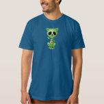Green Zombie Sugar Kitten Shirts