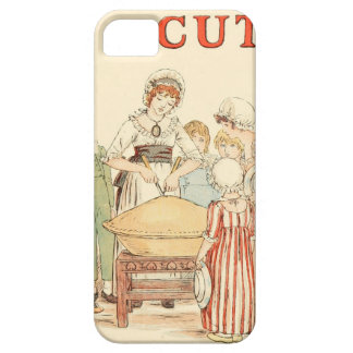 Greenaway, Kate Alphabet letter C iPhone 5 Case