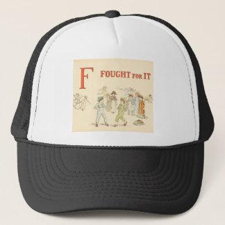 Greenaway, Kate Alphabet Nursery Trucker Hat