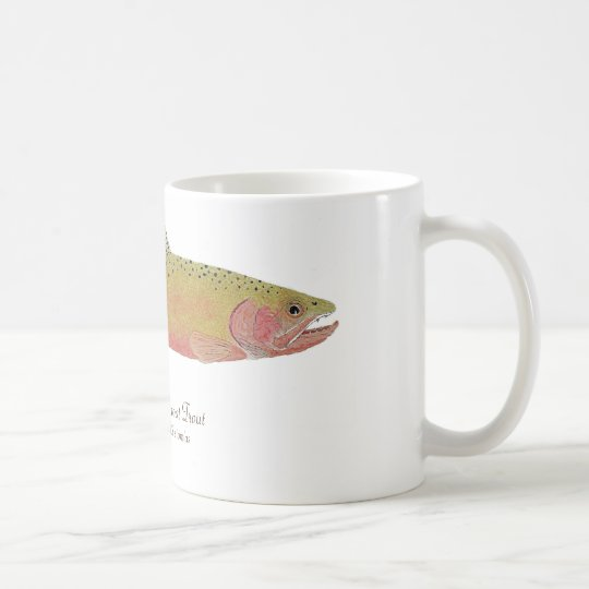 Greenback Cutthroat Trout Coffee Mug