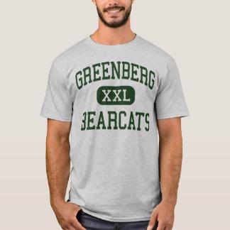 Greenberg - Bearcats - High - Fresno California T-Shirt