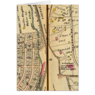 Greenburg, New York 11 Card