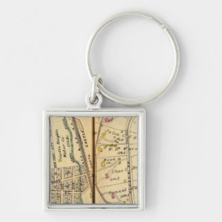 Greenburg, New York 11 Key Ring