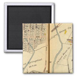 Greenburg, New York 13 Magnet