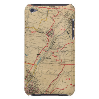 Greenburg, New York 14 iPod Touch Cover