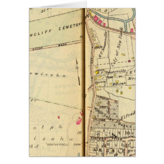 Greenburg, New York 3 Card