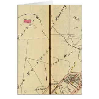 Greenburg, New York Card