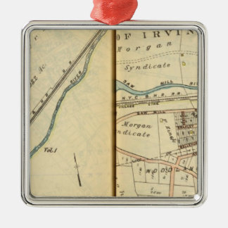 Greenburg, New York Christmas Ornament