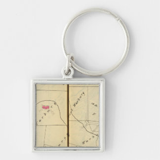 Greenburg, New York Key Ring