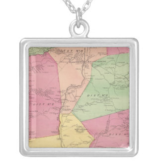 Greenburgh, Town Silver Plated Necklace