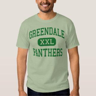 Greendale - Panthers - High - Greendale Wisconsin Tees