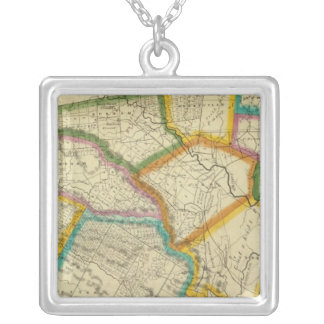 Greene County Silver Plated Necklace