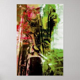 Greener riderizer poster